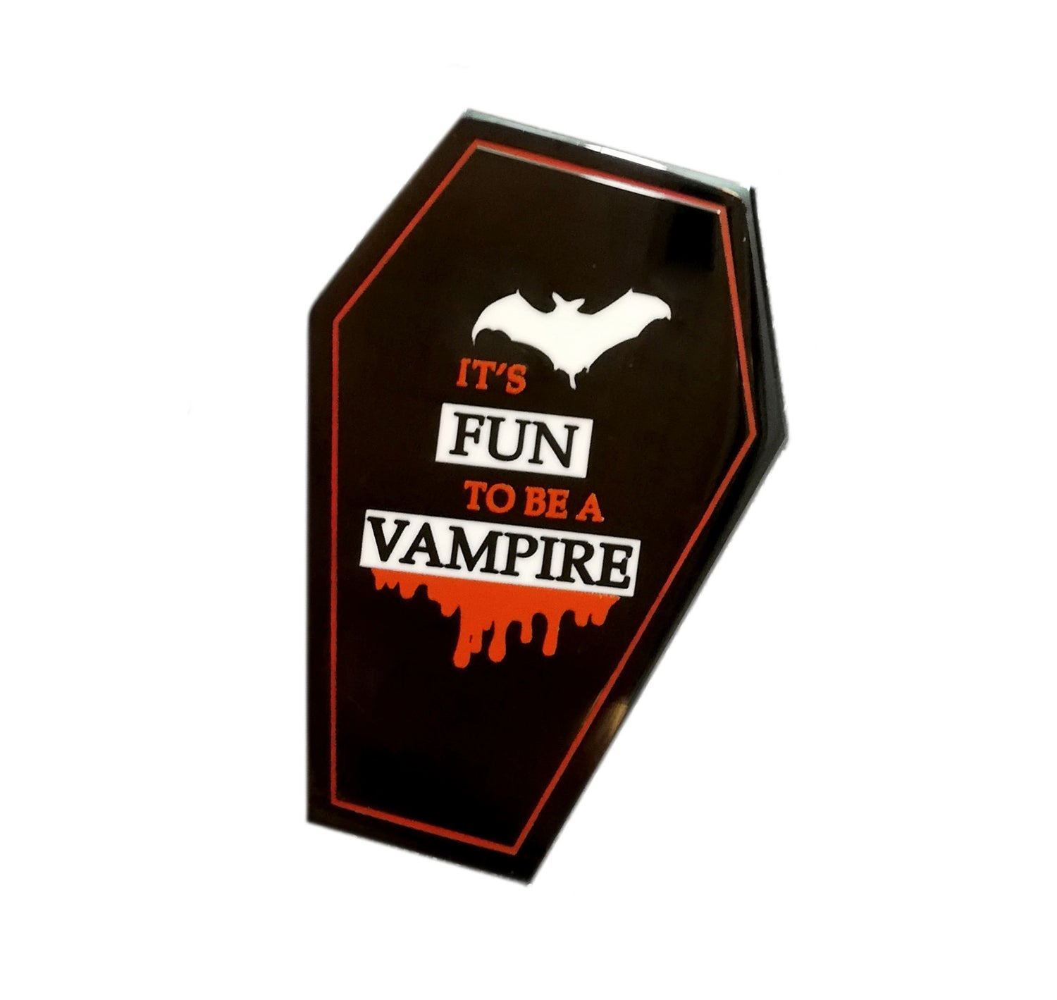 Image of It's fun to be a Vampire