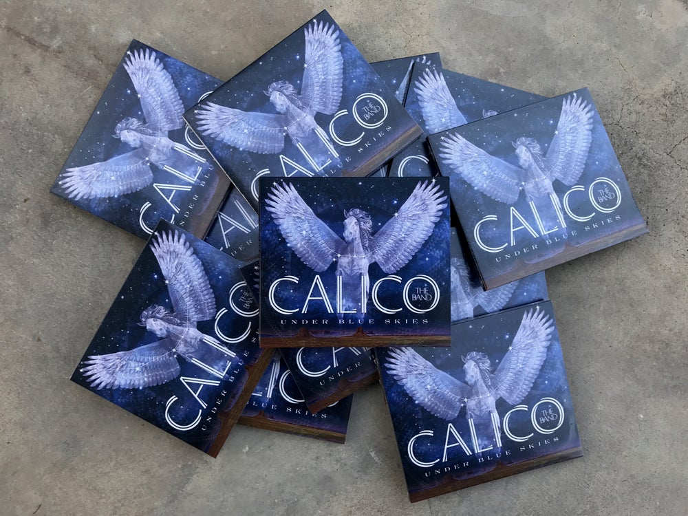 Image of Under Blue Skies (CD) CALICO the band