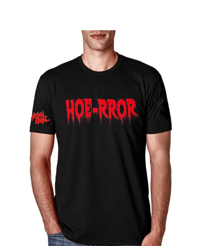 Image of Men's Hoe-rror Tee