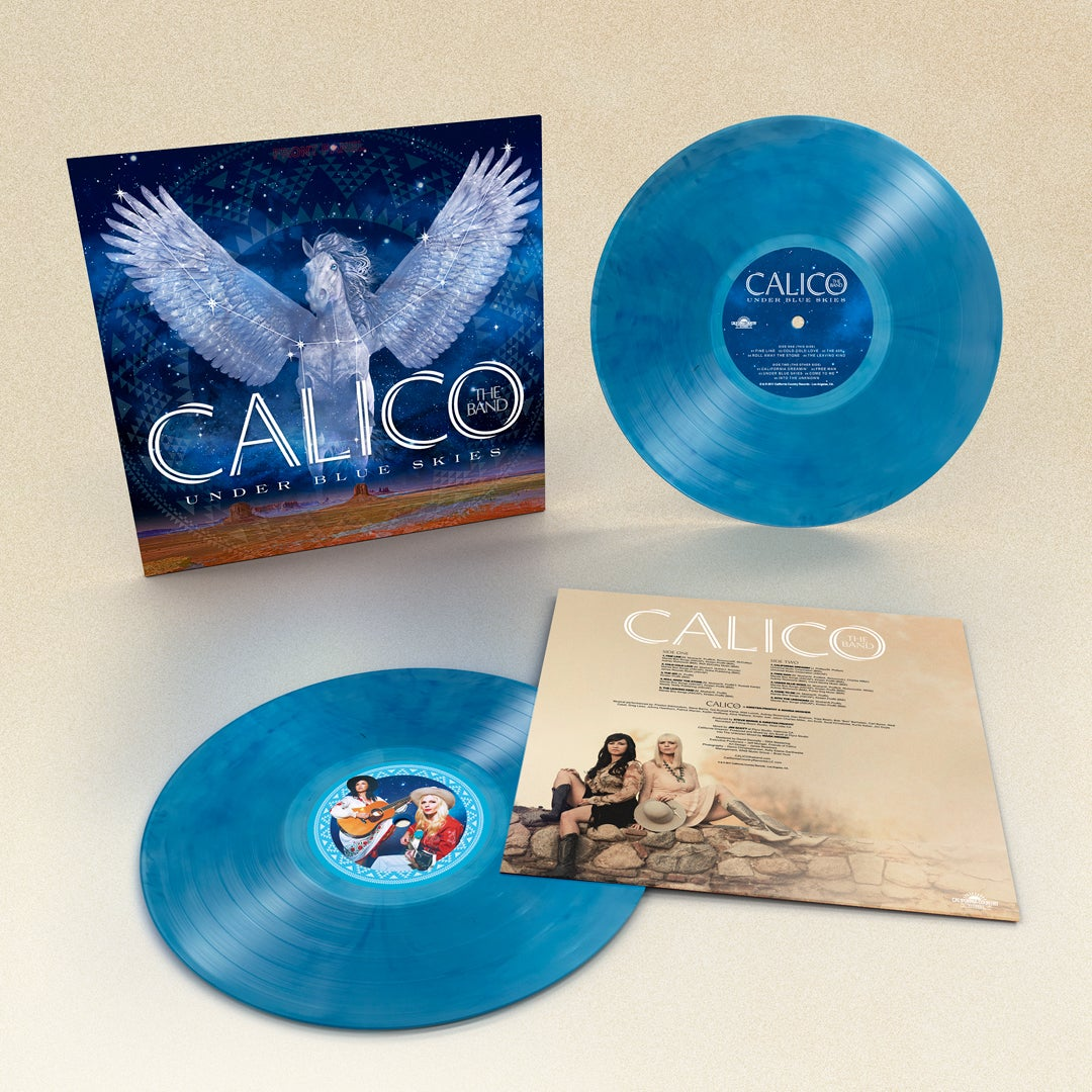 Image of Under Blue Skies (Vinyl) CALICO the band
