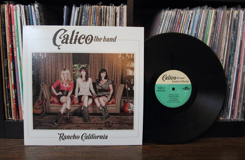 Image of Rancho California (Vinyl) CALICO the band