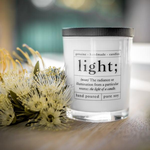 Image of Aromatherapy Soy Candle - Rejuvenate