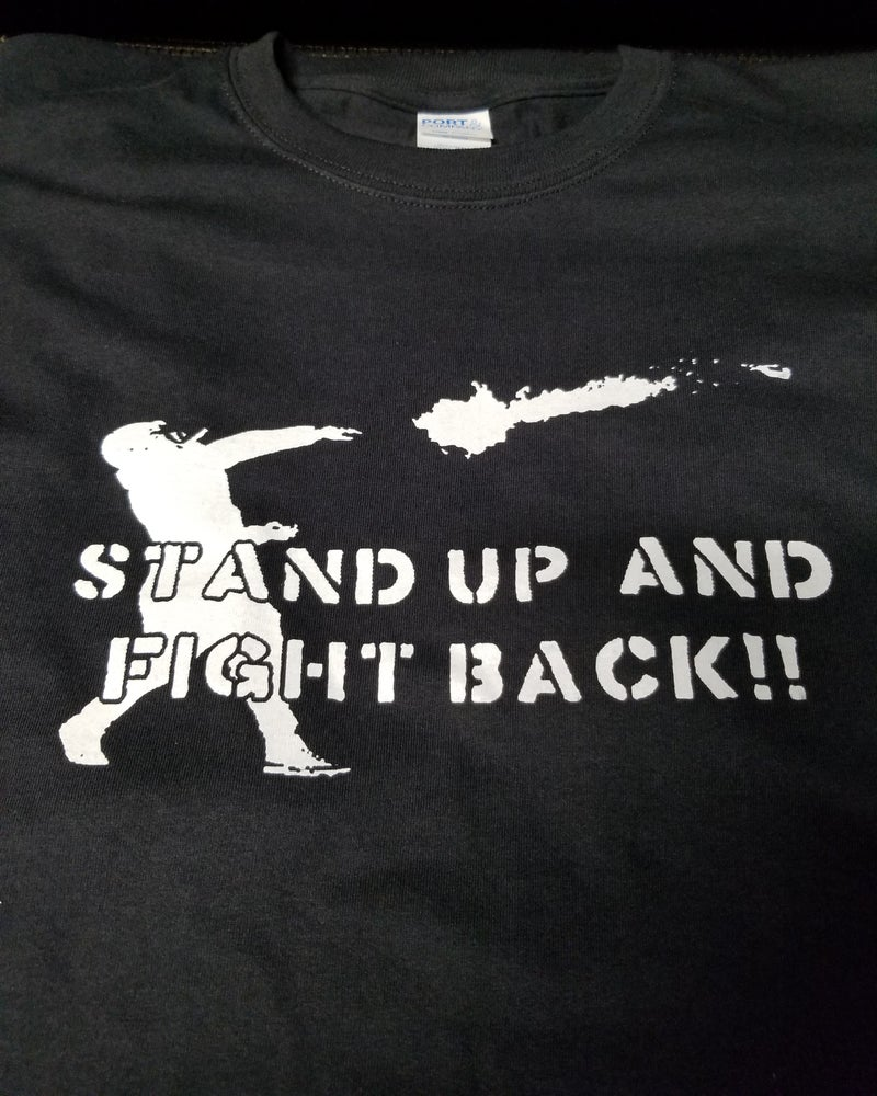 Image of Stand up and fight back cocktail