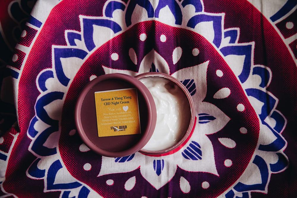 Image of Yarrow & Ylang Ylang Night Cream