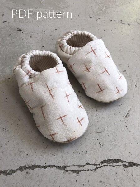 Image of Baby shoes - PDF