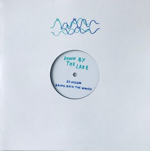 Image of Down By The Lake 05 - DJ Assam - Bring Back The Waves - 12""