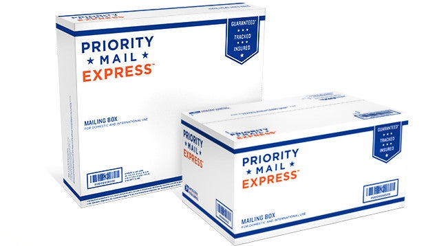 Image of Priority Express Shipping