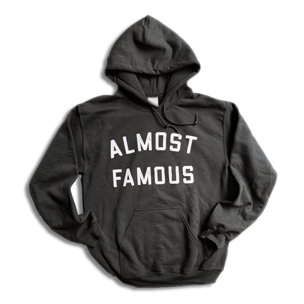 Image of ALMOST FAMOUS HOODIE