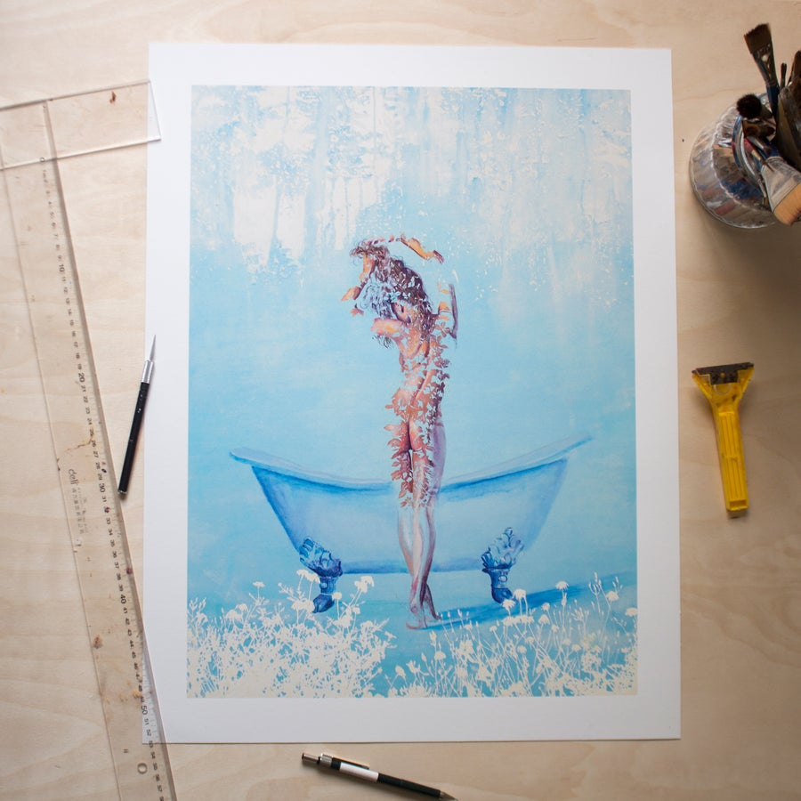 Image of  Nirvana I (Limited Edition Prints)