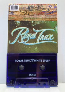 Image of WHITE STUFF CASSETTE