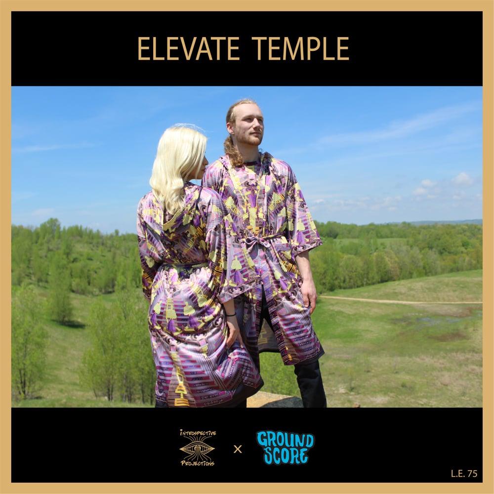 Image of Introspective Projections - Elevate Temple Kimono (LE 75)