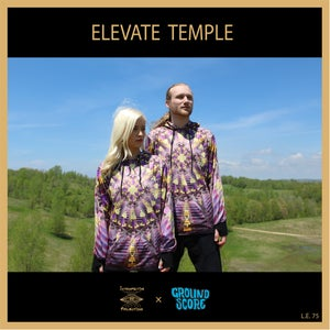 Introspective Projections - Elevate Temple Hoodies (LE 75)