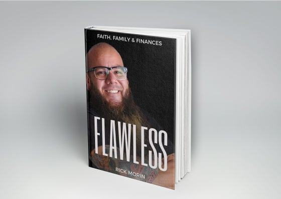 Image of Signed Flawless Book