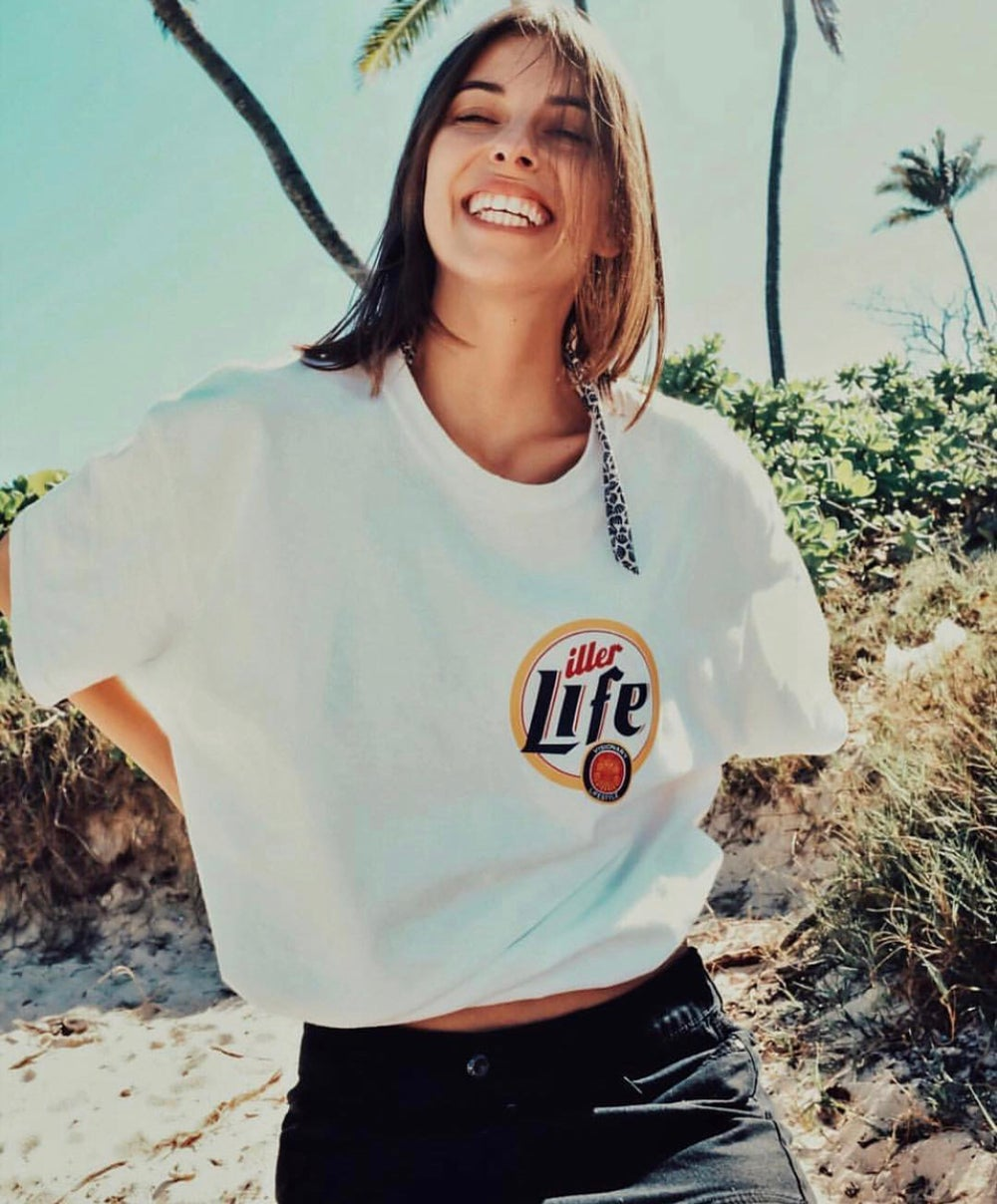 Image of ILLER LIFE TEE