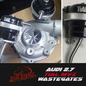 Image of SRM - Audi 2.7 TiAL MVI Wastegates