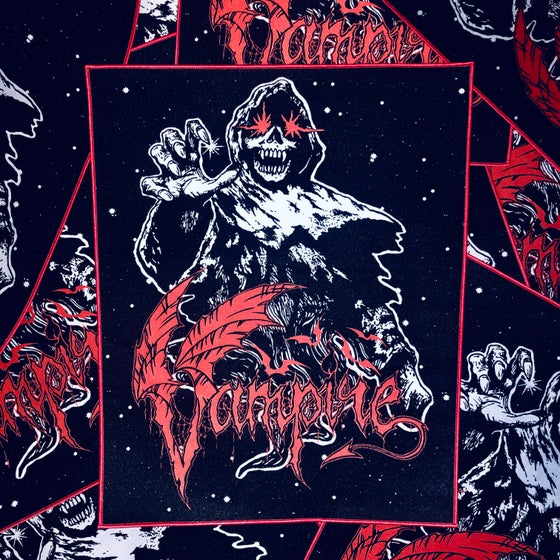 Image of Vampire Backpatch