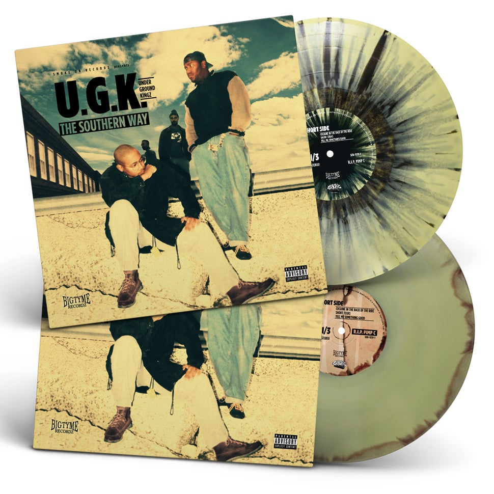 Image of U.G.K. Underground Kingz - The Southern Way Vinyl