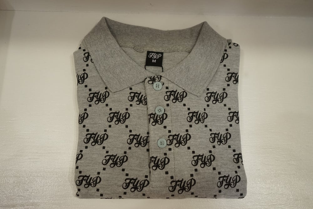 "Image of Fyp ""All over"" Polo"