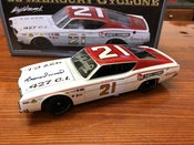 Image of Cale Yarborough Diecast