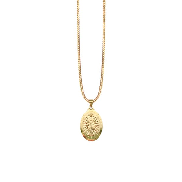 Image of La Milagrosa II Necklace