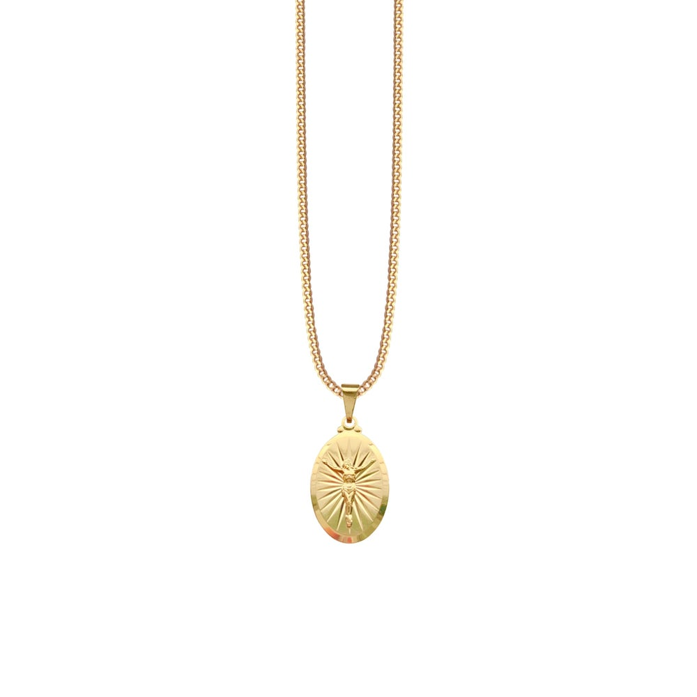 Image of Jesus II Necklace