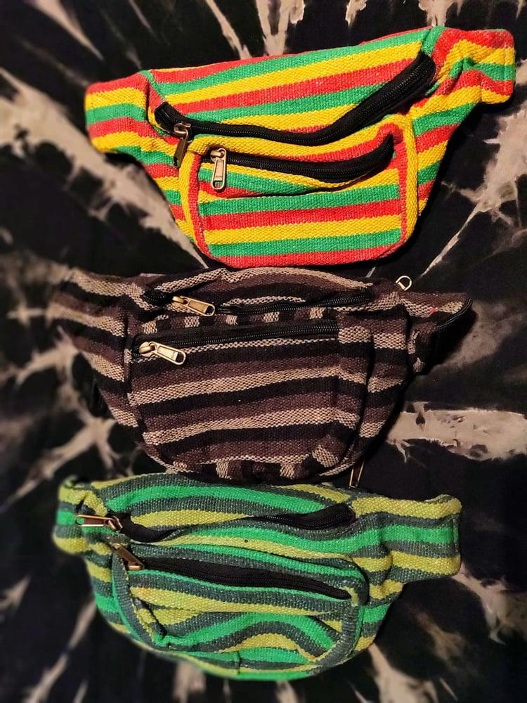 Image of Stripey Boi Fanny Pack Belt