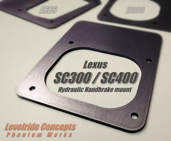Image of SC300/SC400 Hydraulic handbrake mount