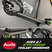 Image of PROJECTB5 - AUDI 2.7 STK Coolant Crossover Pipe Kit