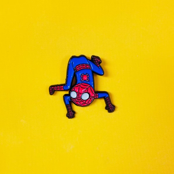 Image of Spider-Mort pin