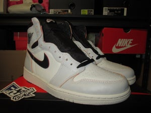 "Image of Air Jordan I (1) Retro High Defiant SB ""Light Bone"""