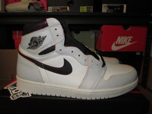 "Image of Air Jordan I (1) Retro High Defiant SB ""Light Bone"""