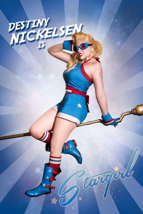 Image of Destiny Nickelsen Signed Photo - Stargirl