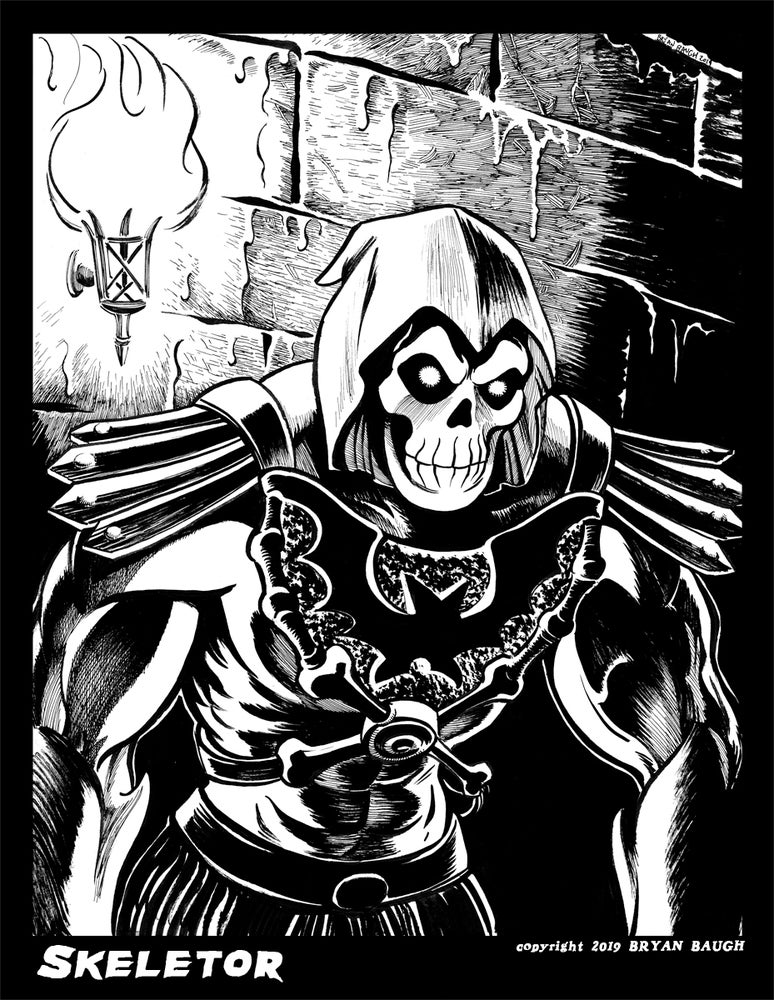 Image of SKELETOR from Masters of the Universe