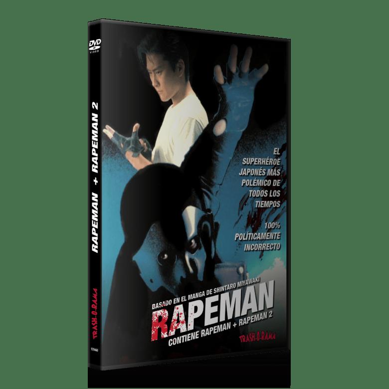 Image of Rapeman + Rapeman 2