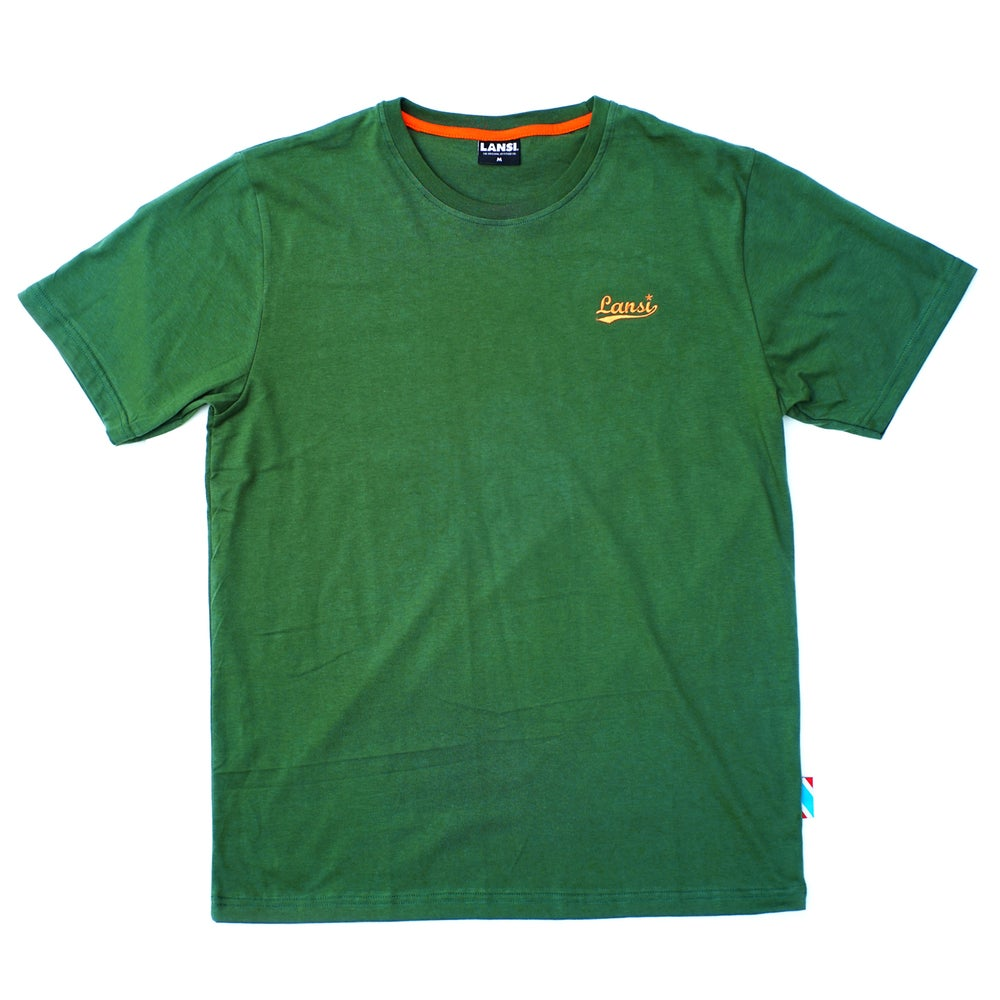 "Image of LANSI Stitched Tee — ""Michelangelo"""