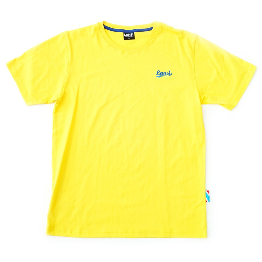 "Image of LANSI Stitched Tee — ""Swede"""
