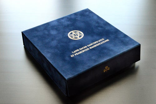 Image of NOW AVAILABLE: Psychurgical Mirror in Handmade Box