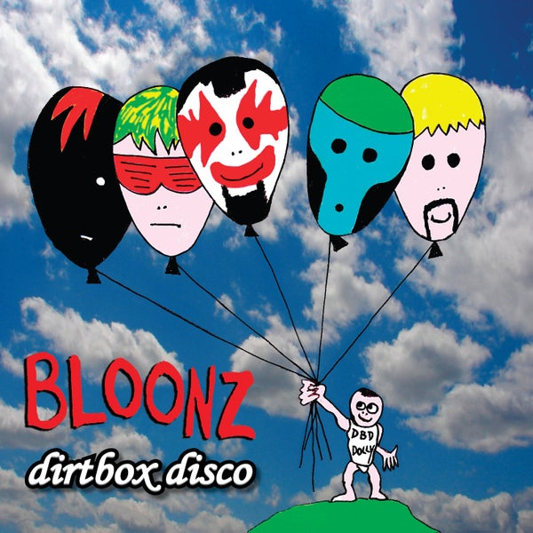 Image of BLOONZ - CD