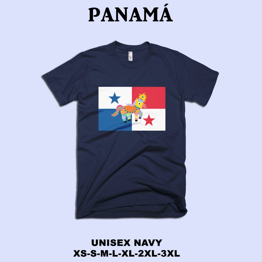 Image of Central American Unicorn - Panamá UNISEX