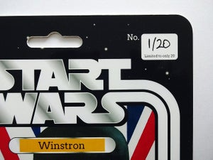 Image of Winstron Start Wars Collectible