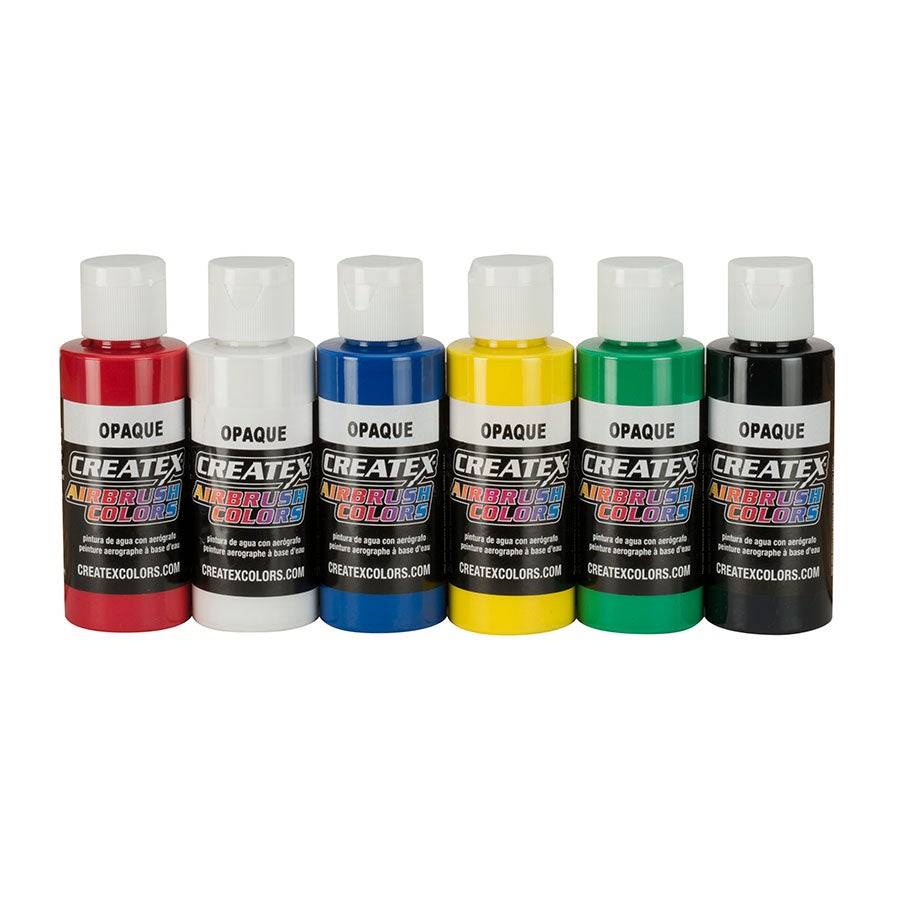 Image of Createx Airbrush Colors