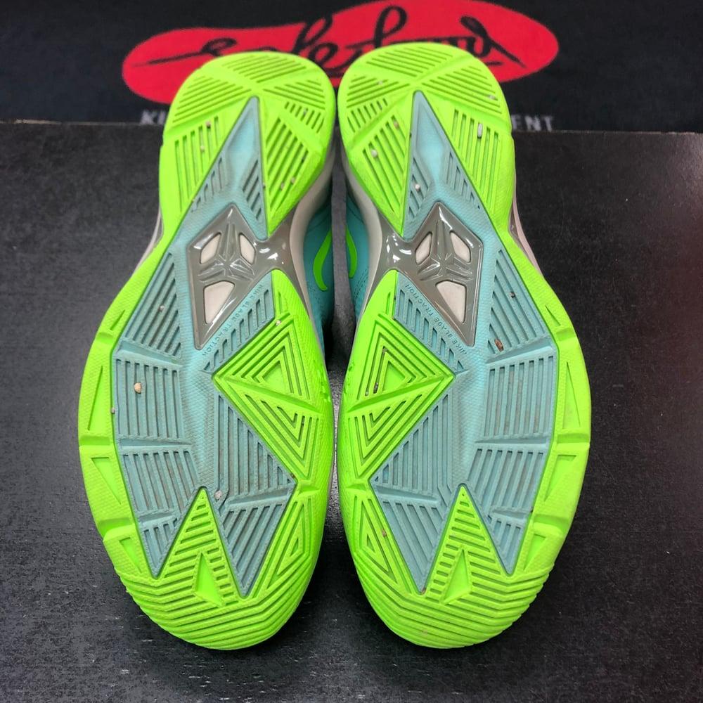 Image of Nike Kobe 4 Venomenon - Diffused Jade - Size 11