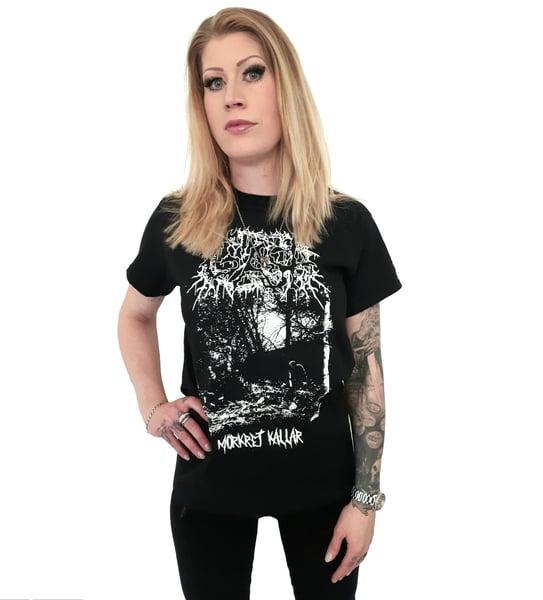Image of T-shirt Mörkret Kallar