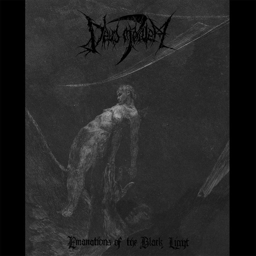 Image of DEUS MORTEM - 'Emanations Of The Black Light' 12''LP