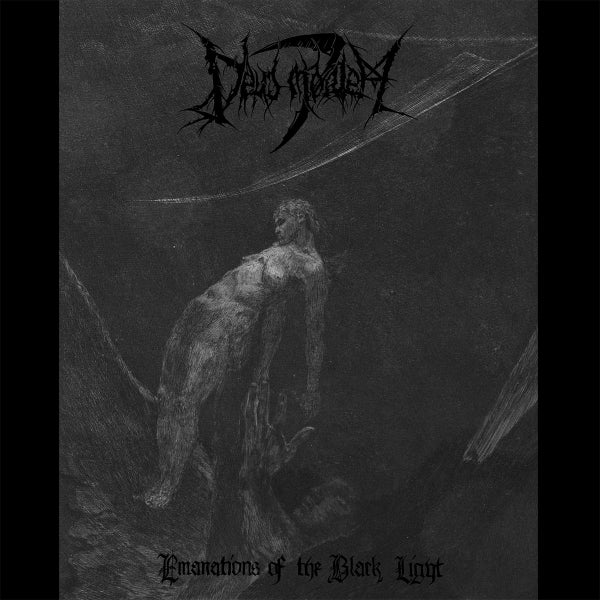 Image of DEUS MORTEM - 'Emanations Of The Black Light' 12''LP