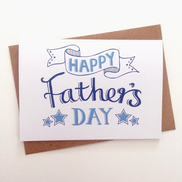Image of Father's Day Card