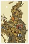 """Bucholy"" • Limited Edition Art Print (16"" x 24"")"