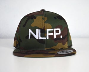 Image of NLFP FUEGO  HAT CAMO