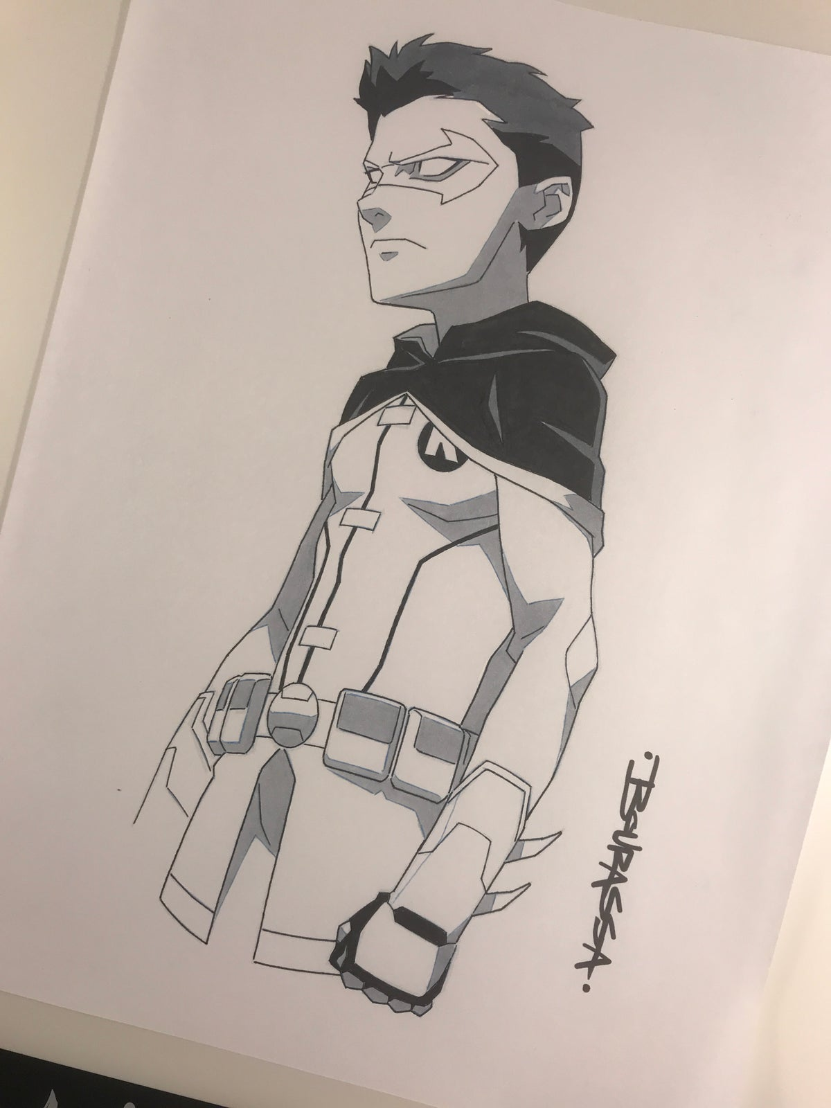 Image of Robin/Damian Wayne