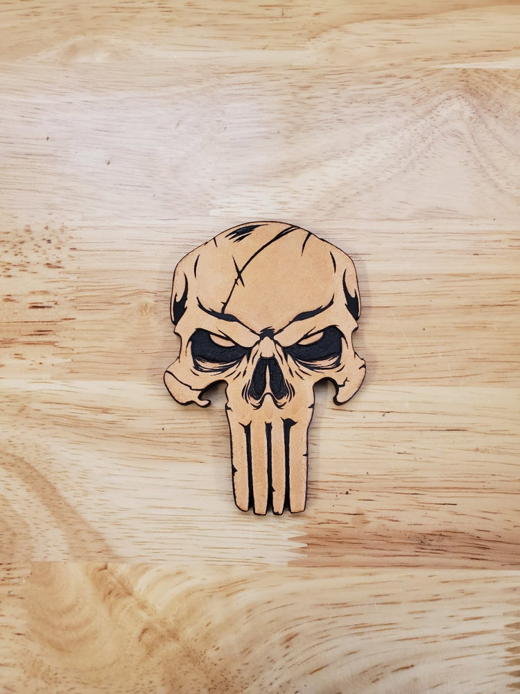 Image of Leather Punisher Skinz